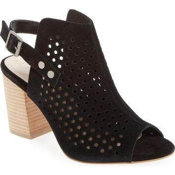 Sole Society Rena Slingback Bootie (Women) | Nordstrom