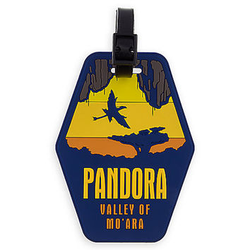 Disney Parks Walt Disney World Pandora The World of Avatar Luggage Tag New