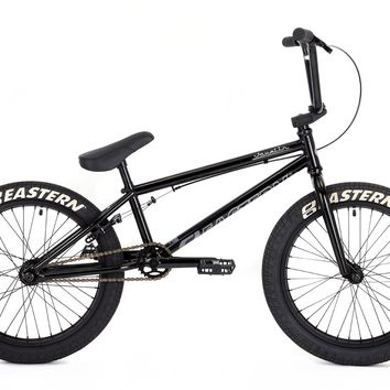 Eastern Javelin Black Complete BMX Bike