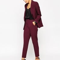 ASOS Premium Clean Tailored Trouser at asos.com