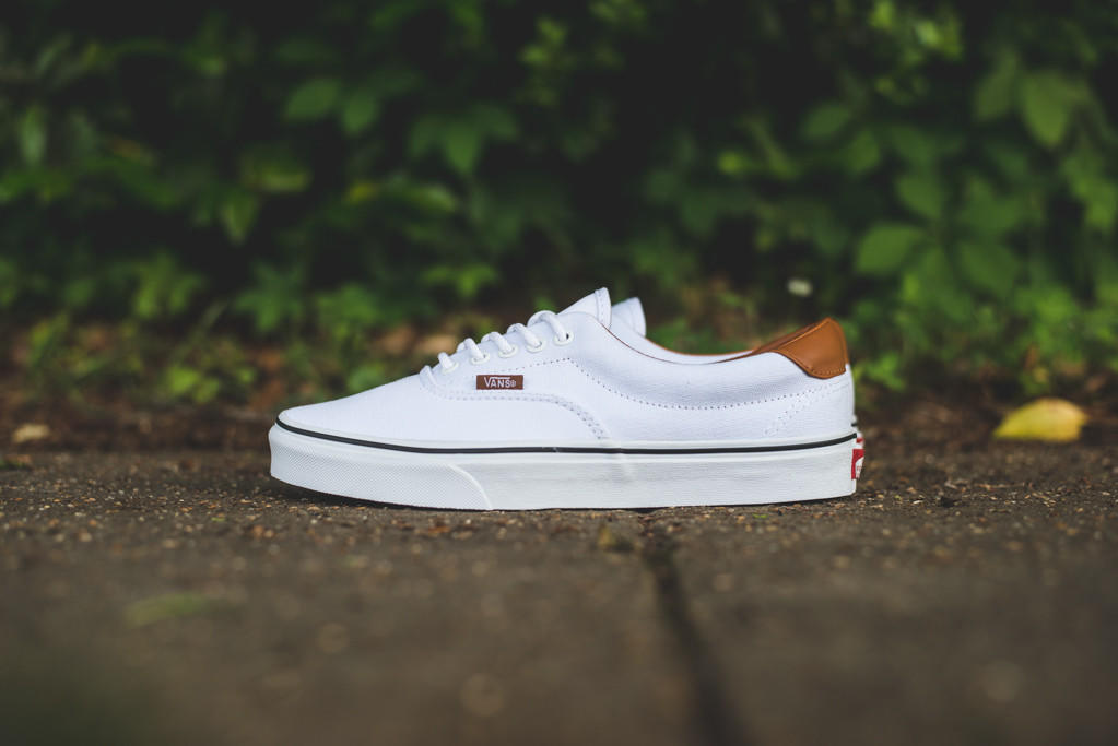 vans new era 59 white