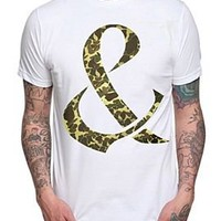 Of Mice & Men Camo Ampersand T-Shirt - 10023720