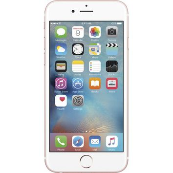 Apple - iPhone 6s 64GB - Rose Gold (AT&T)