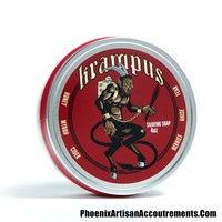 Dr. Jon's Krampus Vegan Shaving Soap - 4oz