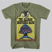 Hittin' The Note - Allman Brothers BandHell Yeah T-shirt