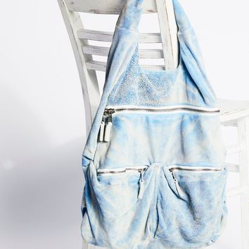 Free People Serefina Washed Tote