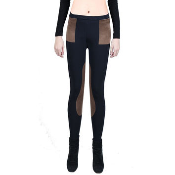 Cate Riding Pant (Black)