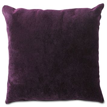 Villa Aubergine Large Pillow