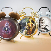 Star Wars Talking Alarm Clocks at Firebox.com