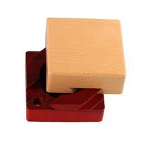 Wooden Kongming Lock Puzzle Box Toys Intelligence Educational Puzzle Toys For Children Development