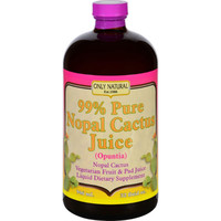 Only Natural Nopal Cactus Juice - 32 Fl Oz