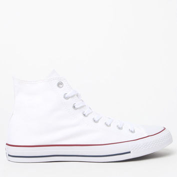 Converse Chuck Taylor All Star Hi White Shoes at PacSun.com