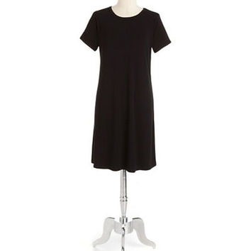 Chelsea & Theodore Short Sleeved T Shirt Dress