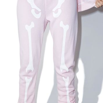 Pink Inside Out Bottoms Knox Pants
