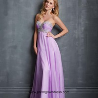 2014 New Lilac Elegant Prom Dress with Beading and Appliques Style VMNT055,Best Prom Dresses