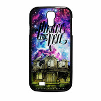 Pierce The Veil Band Nebula Sky Samsung Galaxy S4 Case