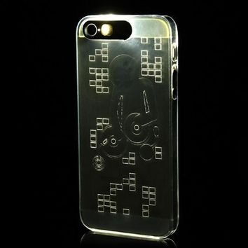 Incoming Call Shining iPhone 5s 6 6s Plus Case Cover Gift 238-170928