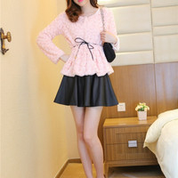Aliexpress.com : Buy 2013 Winter new Women Korean long sleeved long section of plush luxury fur coat with belt Faux Fur Coat DSD217 9392 45 from Reliable coat duck suppliers on eFoxcity Wholesale