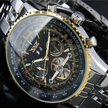 MEN'S CLASSY AUTOMATIC WATCH