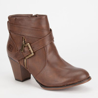 Dirty Laundry Dallas Womens Boots Brown  In Sizes