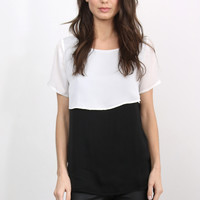 Decker Mary Kate Top