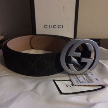 DCCKU7Q NWT AUTHENTIC GUCCI BELT