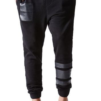 Been Trill Trill Sweatpants - Mens Pants - Black