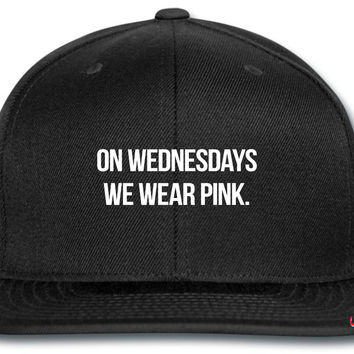 On Wednesdays We Wear Pink snapback