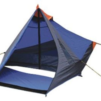 HI-TEC Tioga V-Lite 2-Person Tent Tents