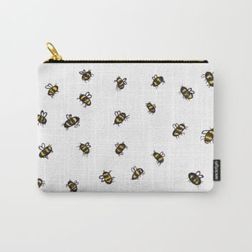 Bees Collection By Lucy Taylor Art | Society6