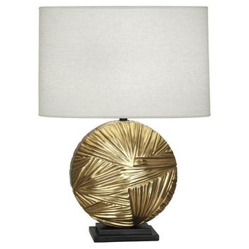 Robert Abbey Micheal Berman Frank Table Lamp