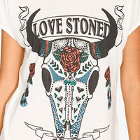 Love Stoned Graphic Top