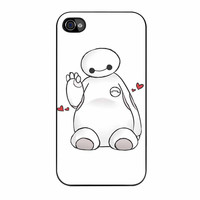 Hello I Love Baymax iPhone 4 Case