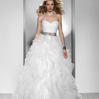 Justin Alexander Signature 9693 Wedding Dress