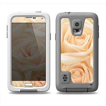 The Subtle Roses Samsung Galaxy S5 LifeProof Fre Case Skin Set