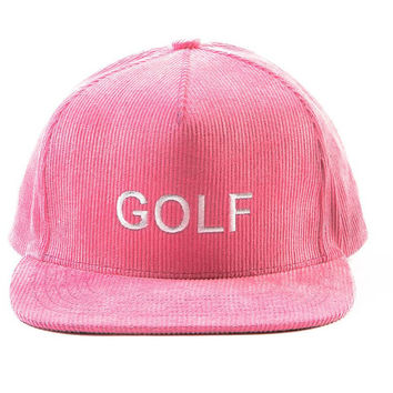 GOLF SNAPBACK FLAMINGO – golfwang