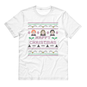 Harry Potter Happy Christmas T-Shirt