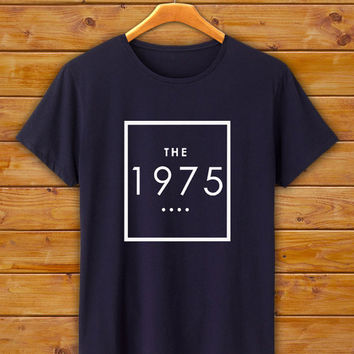 The 1975 Shirt Women and Men Matt Healy  T Shirt The 1975 Concert Tour Band Any Size AW7501