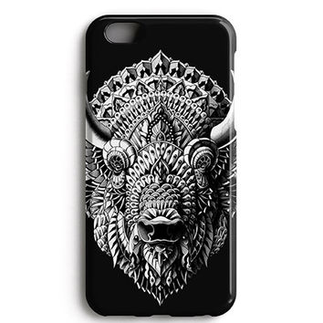 Bison Ornate Animal Phone Case