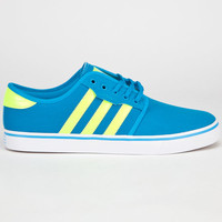 Adidas Seeley Mens Shoes Solar Blue/Electricity/Running White  In Sizes