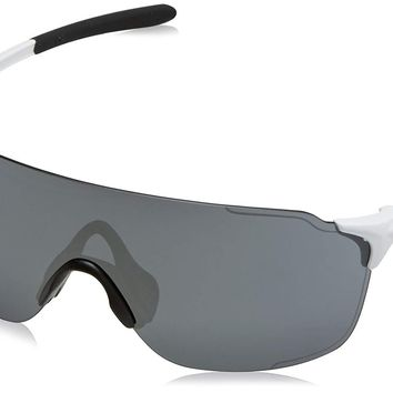 Oakley Men OO9386 38 EVZERO STRIDE Black/Black Sunglasses 38mm