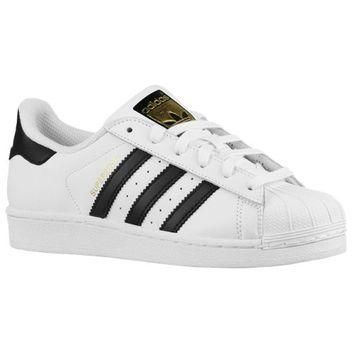 adidas Originals Superstar - Boys' Grade School at Kids Foot Locker