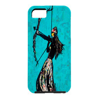 Amy Smith The Archer Cell Phone Case