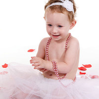 TuTu ruffled baby bloomers  diaper covers  and skirt by bonbonLand