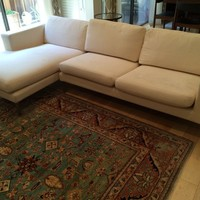 Design Within Reach Neo Sectional Chaise Left Sofa
