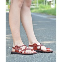 Holysouq - handmade leather sandals for women and men