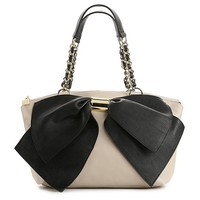 Betsey Johnson Bow-Nanza Shoulder Bag