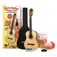 Alfred's Kid's Guitar Starter Pack (Mahogany/Rosewood)