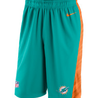 Nike Speed Fly XL 2.0 (NFL Dolphins) Men's Training Shorts Size Small (Green)