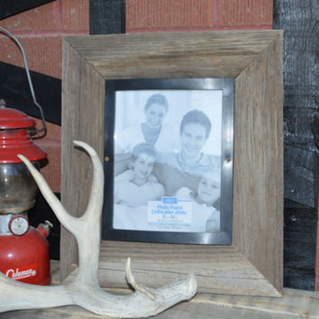 Barnwood Picture Frame - 8 x 10